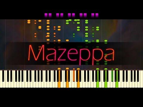 """Transcendental Étude No. 4, """"Mazeppa"""" // LISZT"""