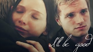 ➸Katniss & Peeta | I'll be good