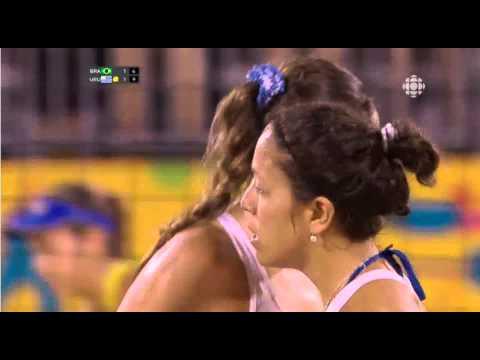 2015 Pan Am  Brasil x Uruguai - 2ª parte
