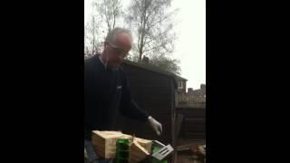 Handy 6 Tonne Log Splitter