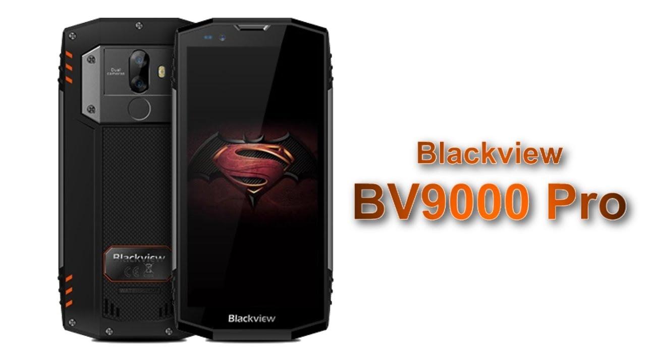 Blackview Bv9000 Pro 6gb Ram Smartphone Youtube