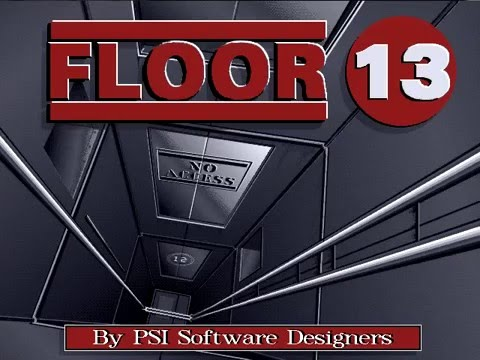 Let's Play Floor 13 01 - Life and times of Director General Smith