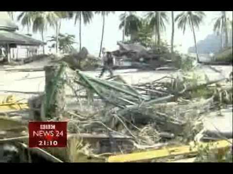 Asian Tsunami December 24th 2004