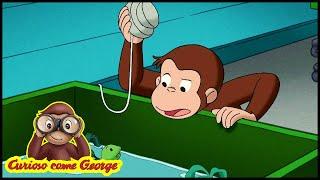 Curioso come George 🐵 L'asilo 🐵 Cartoni Animati per Bambini 🐵 Stagione 4