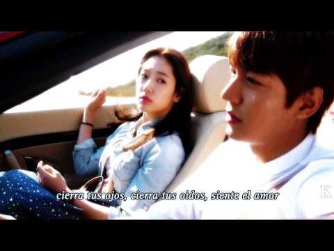 HOMME (Changmin (2AM)& Lee Hyun (8eight)) - Moment (Heirs OST) sub español HD
