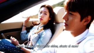 HOMME (Changmin (2AM)& Lee Hyun (8eight)) - Moment (Heirs OST) sub español HD