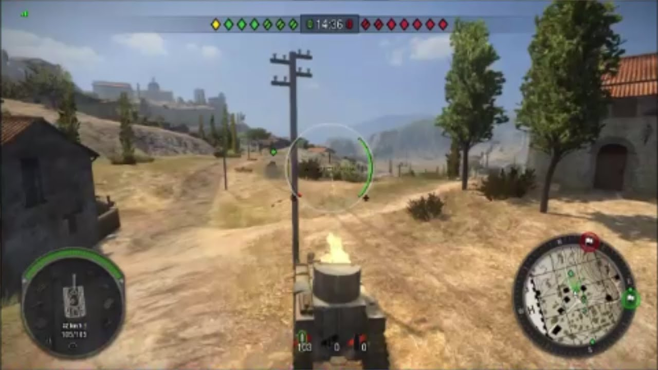 how to play world of tanks on xbox 360