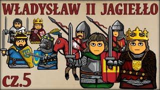 Władysław II Jagiełło cz.5 (Historia Polski #84) (Lata 1392-1394) - Historia na Szybko