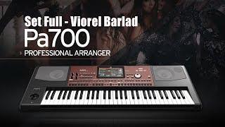 Korg Pa700 - Set Full 2017 Viorel Barlad