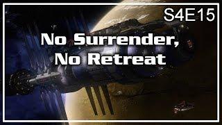 Babylon 5 Rumination S4E15: No Surrender, No Retreat