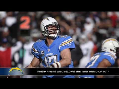Could Philip Rivers become the Tony Romo of 2018