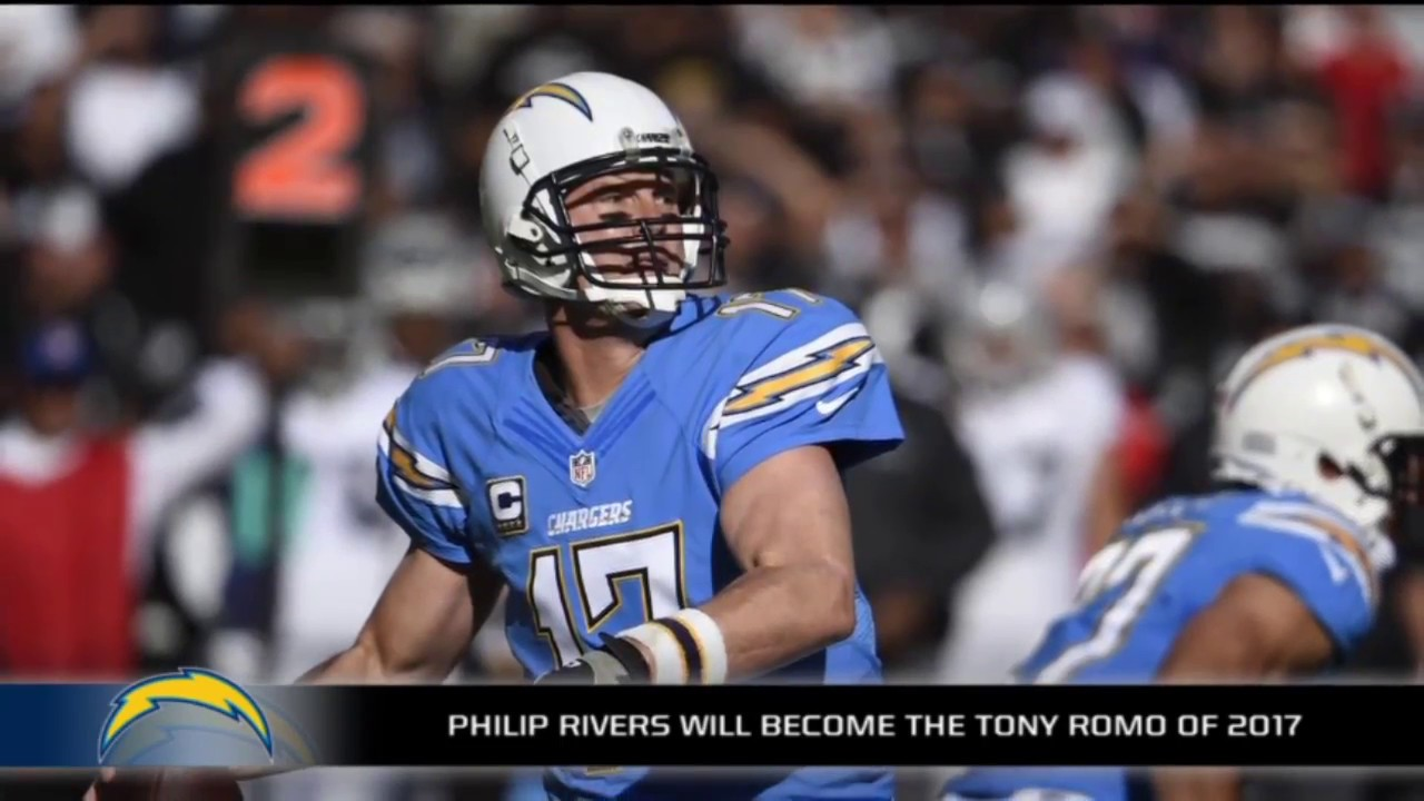Could Philip Rivers Become The Tony Romo Of 2018 Youtube
