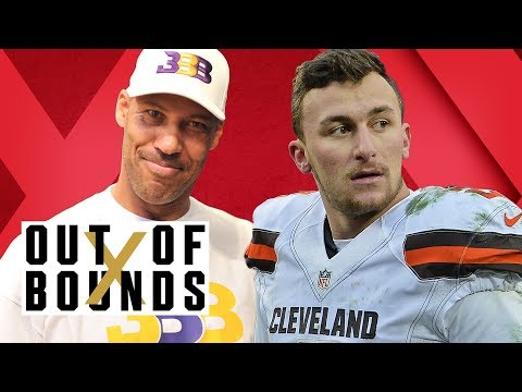 Manziel Bipolar, Making Comeback; LaVar Warns Lakers; Coke-Pushing Pitcher | Out of Bounds