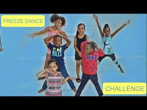 FREEZE Dance Battle FT Super Siah and Pierre Sisters