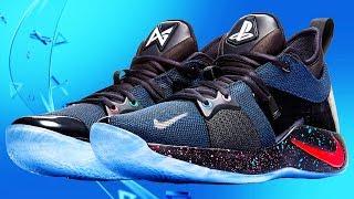 NIKE x PLAYSTATION Sneakers : Nike PG-2 PlayStation Colorway