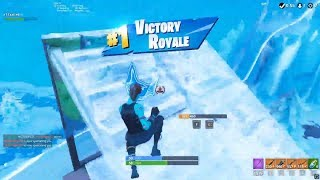 OG Skins Make Solo Wins Look Easy - Casual Ghoul Trooper Game play (Fortnite Battle Royale)