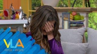 ¿Qué le da pena de sus papás a Vanessa Claudio?