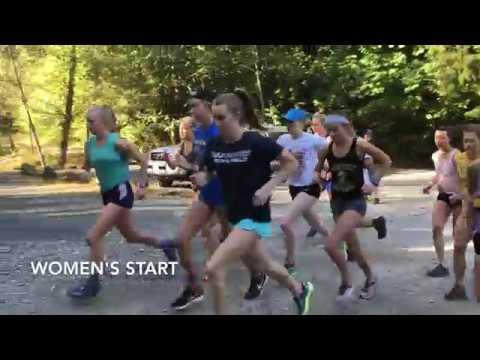 WWU XC 2017: Cleator Tempo Run