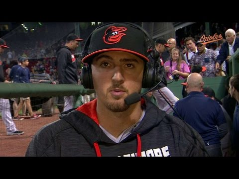 BAL@BOS: Gausman discusses his shut down start