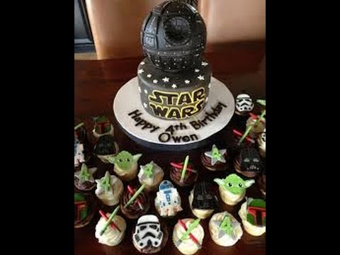 Como decorar una fiesta infantil de star wars youtube for Decoracion star wars