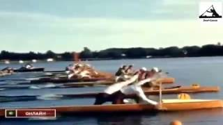 1956 Australia, Melbourne Olympic Games Canoeing highlights and Men's K-2 and Men's C-2.