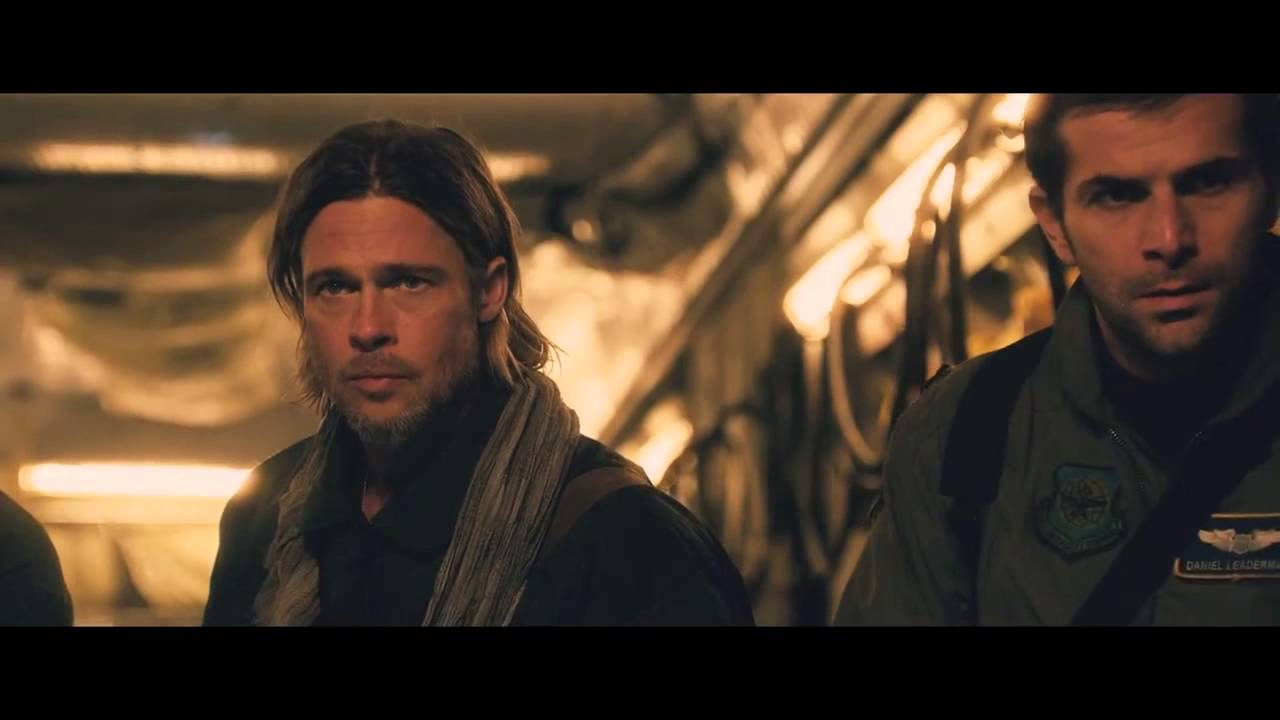 Guerra Mundial Z - Trailer 2 en español HD