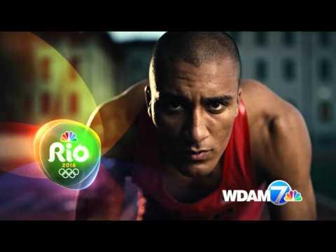 WDAM Sponsorship - Oak Grove Credit - 2016 Rio Olympics Promo
