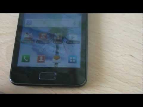 Samsung Galaxy R - краткий обзор =)