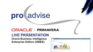 Oracle Business Intelligence Enterprise Edition (OBIEE) Webcast