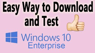 How to Download Windows 10 Enterprise ISO Using Media Creation Tool