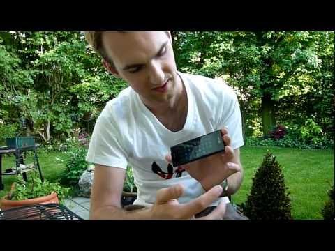 LG BL-40 Smartphone im Unboxing [DE]