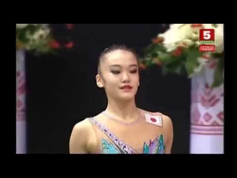 Sumire Kita JPN WCC Minsk 2018 AA