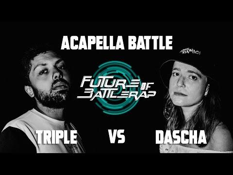 Triple vs Dascha // Acapella Battle // 2021