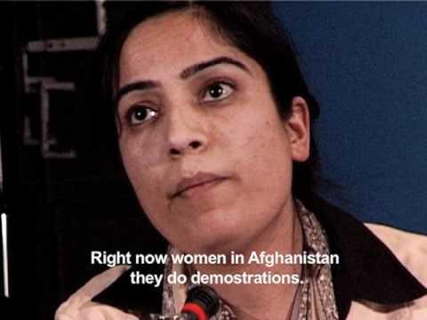 10 Years!  Malalai Joya on Women in Afghanistan