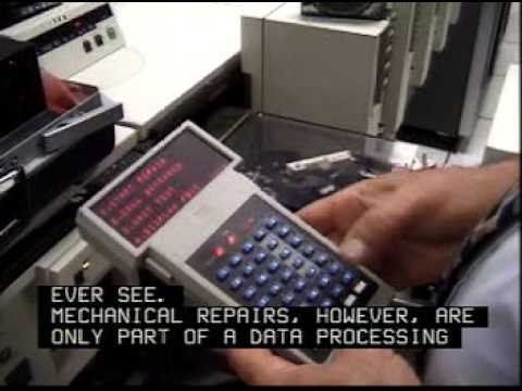 Data Processing Equipment Repairers   YouTube