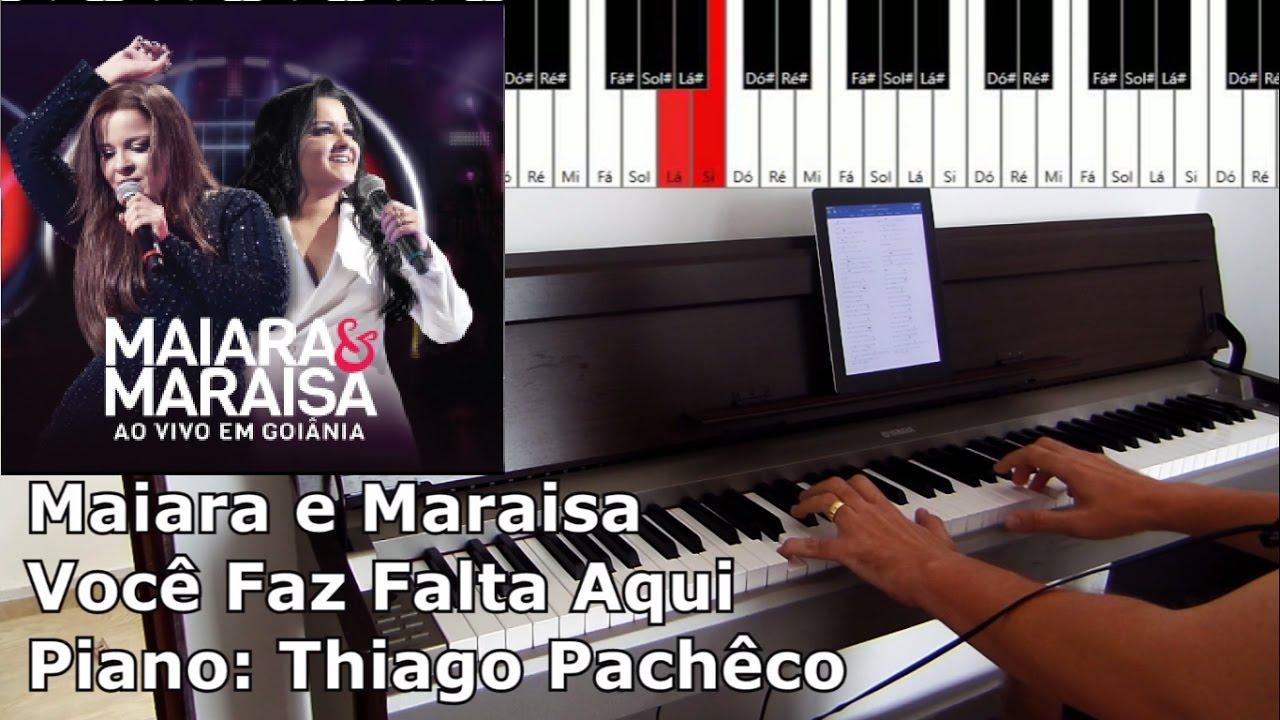 Você Faz Falta Aqui (Piano: Thiago
