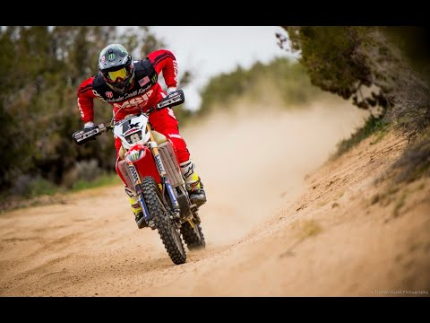 The Honda CRF450L Now Officially The Ultimate Baja Bike Live With Colton Udall #crf450l #honda