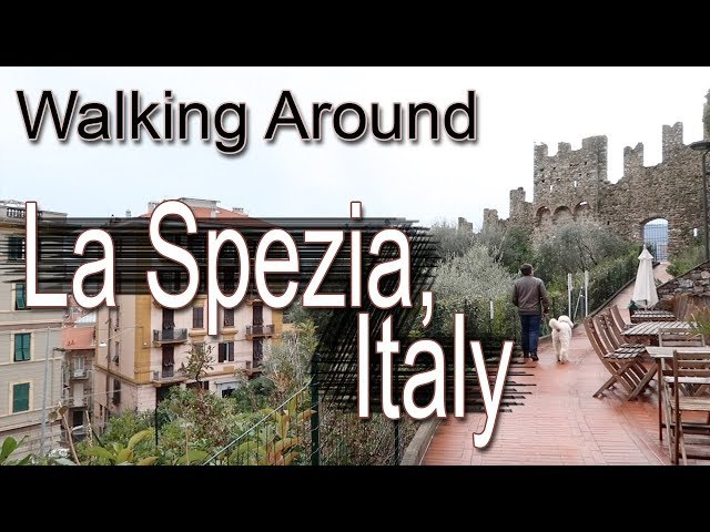 Walking Around La Spezia, Italy
