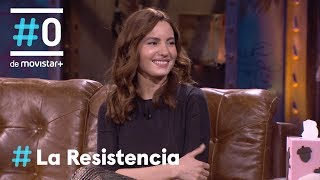 LA RESISTENCIA - Entrevista a Ivana Baquero | #LaResistencia...