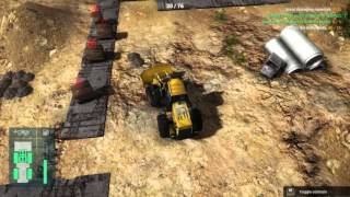 Construction Machines Simulator 2016 - Mision 3 - Clearing The Field