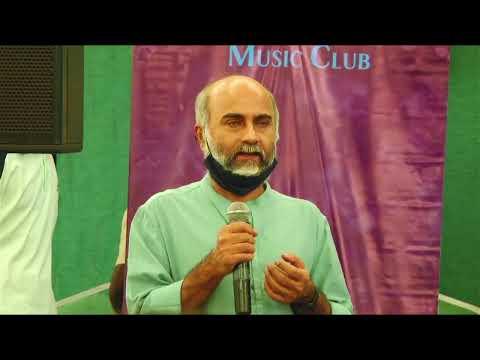TMC Monthly program      GVRaja Hall, Tennis Club, kawdiar    live streaming