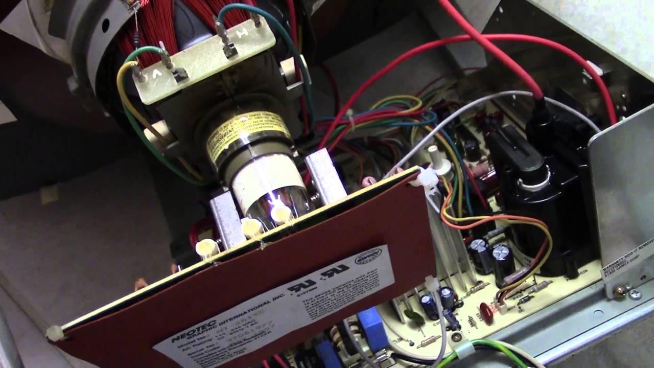 Arcade Monitor Repair - Replacing The Flyback - Part 2 [HD]