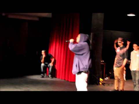 Teambackpack Live Audition of 2013