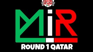 MotoGP Italian Riders | VR The Game | Legend League | Round 1 | Qatar