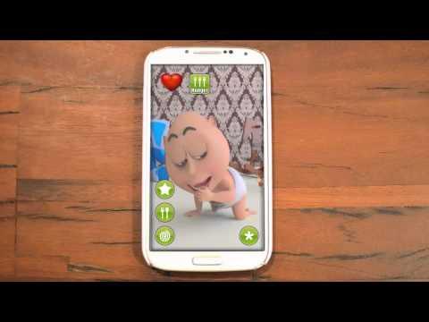 Talking Baby Boy - Talking App For Kids
