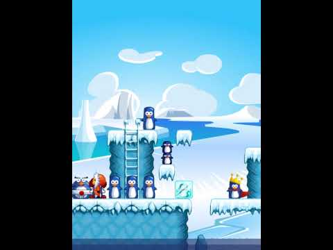 Penguin Fever for iPhone: in game trailer