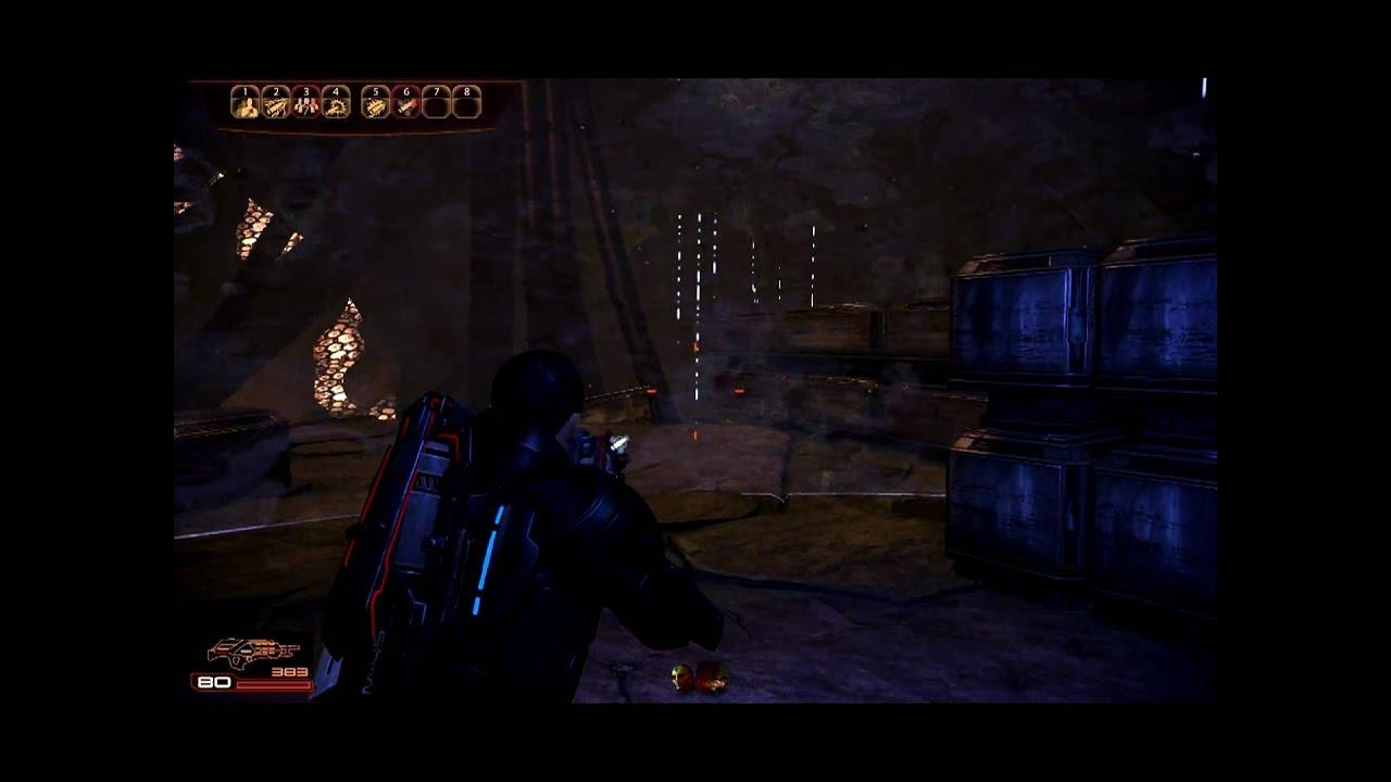 Mass Effect 2 Collector Base: The Long Walk