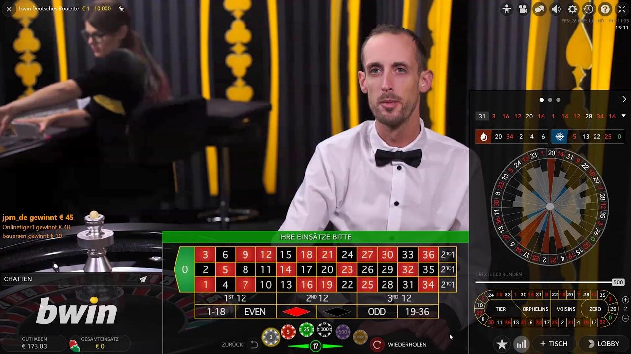 Video Roulette Deutsch