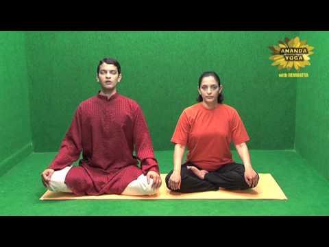 Yoga Pranayama Exercises