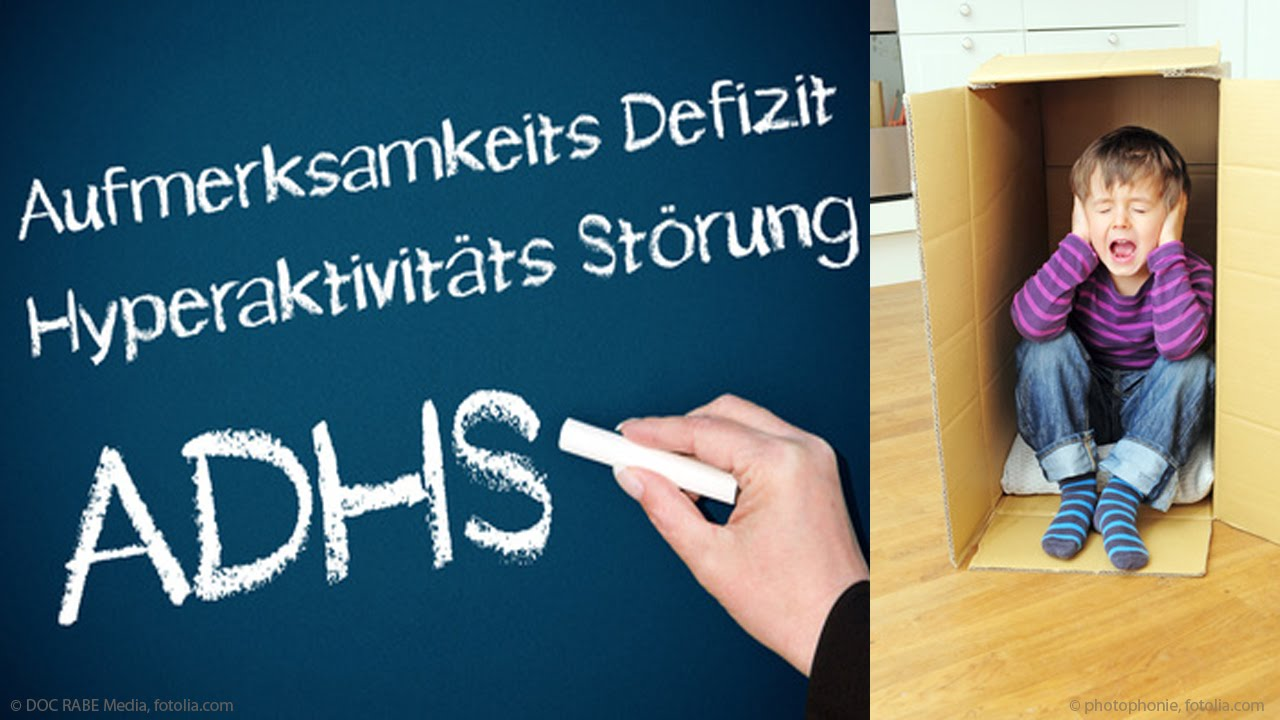 ADHS Ursachen & Hilfe - heute Hyperaktivität, früher